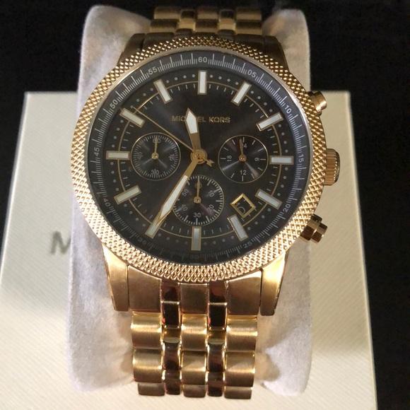 Michael Kors Other - Michael Kors Gold Watch